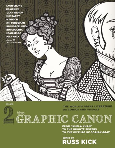 The Graphic Canon, Vol. 2 (Turtleback School & Library Binding Edition) (0606264140) by Russ Kick