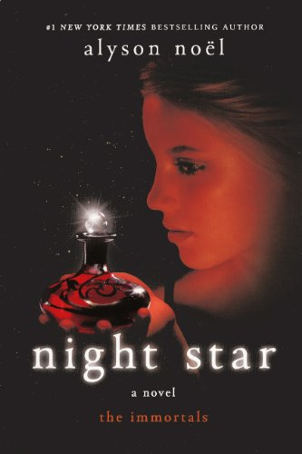 9780606264884: Night Star (Turtleback School & Library Binding Edition) (Immortals (Alyson Noel))