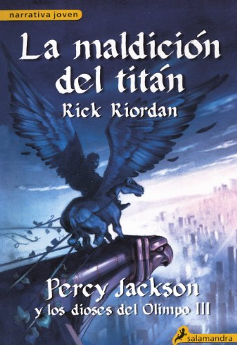 9780606265010: La Maldicion del Titan = The Titan's Curse (Percy Jackson & the Olympians)