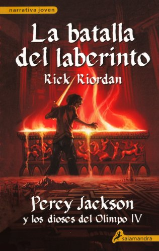 9780606265027: La Batalla del Laberinto = The Battle of the Labyrinth (Percy Jackson & the Olympians)