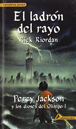 El Ladron del Rayo: Rick Riordan