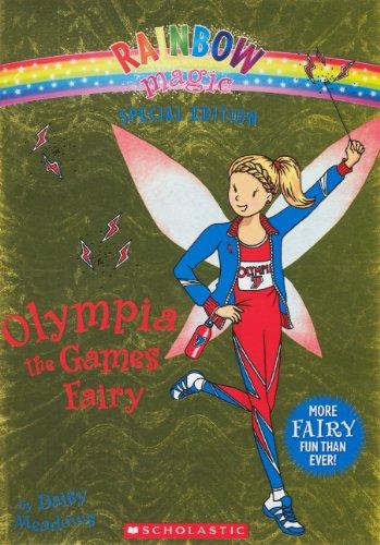 9780606265416: Olympia The Games Fairy (Turtleback School & Library Binding Edition) (Rainbow Magic Special Edition (Pb))