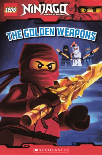 9780606265553: The Golden Weapons (Turtleback School & Library Binding Edition) (Lego Ninjago Readers)
