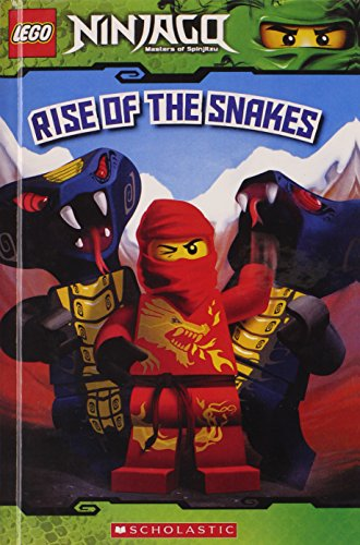 9780606265560: Rise Of The Snakes (Turtleback School & Library Binding Edition) (Lego Ninjago: Masters of Spinjitzu)