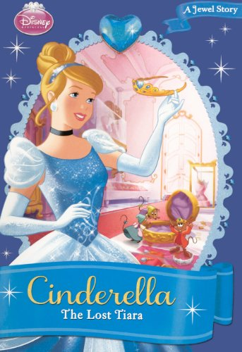 9780606265720: Cinderella: The Lost Tiara (Disney Princess (Pb))