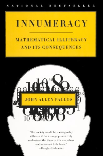 9780606265959: Innumeracy: Mathematical Illiteracy and Its Consequences