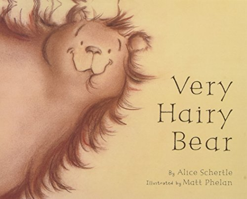 9780606266055: Very Hairy Bear (Turtleback School & Library Binding Edition)