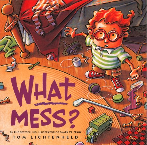 9780606266864: What Mess?