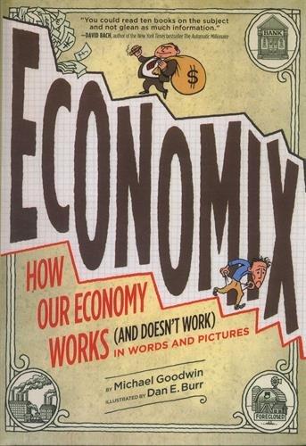 9780606267304: Economix (Turtleback School & Library Binding Edition)