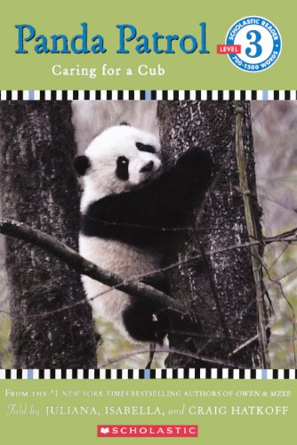 9780606267434: Panda Patrol (Turtleback School & Library Binding Edition) (Scholastic Reader: Level 3)