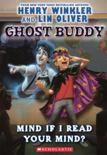 9780606267588: Mind If I Read Your Mind? (Turtleback School & Library Binding Edition) (Ghost Buddy)