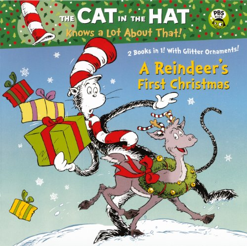 9780606267878: A Reindeer's First Christmas / New Friends For Christmas (Turtleback School & Library Binding Edition) (Cat in the Hat Knows a Lot about That! (PB))