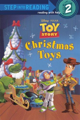 9780606267960: Christmas Toys (Turtleback School & Library Binding Edition) (Disney / Pixar Toy Story: Step into Reading, Step 2)
