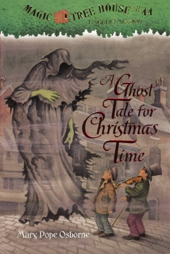 9780606268080: A Ghost Tale For Christmas Time (Turtleback School & Library Binding Edition) (Magic Tree House)