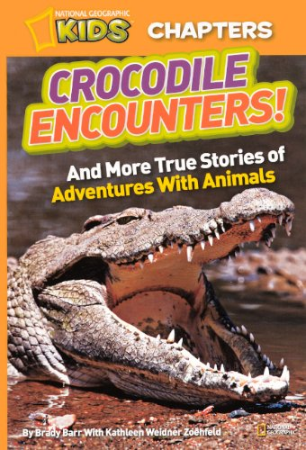 9780606268202: Crocodile Encounters (Turtleback School & Library Binding Edition) (National Geographic Kids Chapters)