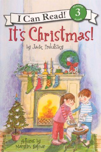 9780606268622: It's Christmas! (Turtleback School & Library Binding Edition) (I Can Read!, Level 3)