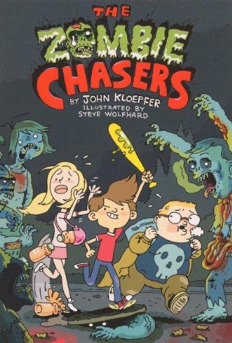 The Zombie Chasers (Hardcover): John Kloepfer