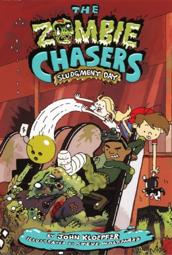 9780606268677: Sludgment Day (Turtleback School & Library Binding Edition) (Zombie Chasers)