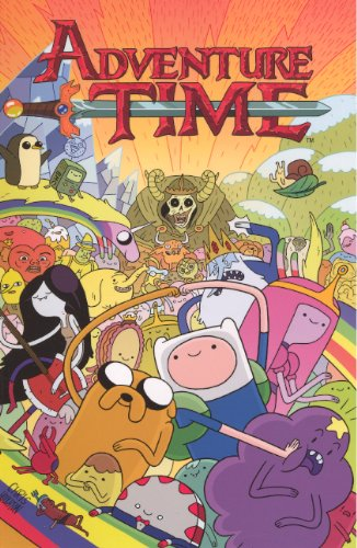 9780606268813: Adventure Time 1