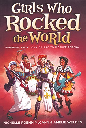 9780606268981: Girls Who Rocked The World: From Anne Frank To Natalie Portman (Turtleback School & Library Binding Edition)