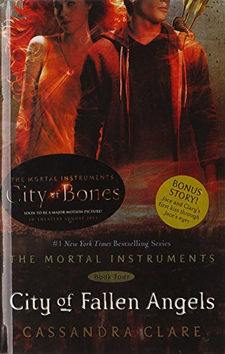 9780606269087: City Of Fallen Angels (Turtleback School & Library Binding Edition) (Mortal Instruments)