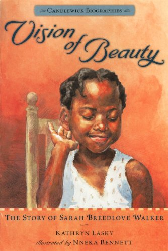 9780606269391: Vision Of Beauty: The Story Of Sarah Breedlove Walker (Turtleback School & Library Binding Edition) (Candlewick Biographies (PB))