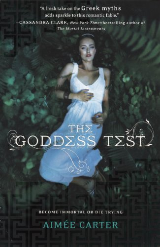 9780606269438: The Goddess Test (Turtleback School & Library Binding Edition)