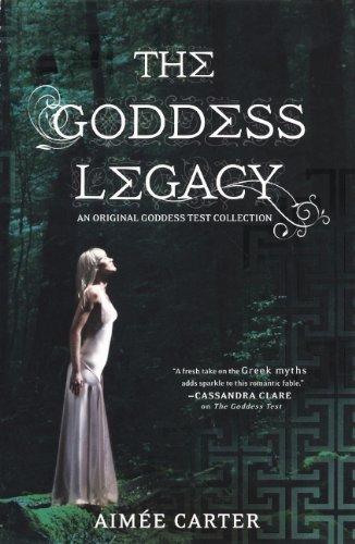 9780606269452: The Goddess Legacy (Turtleback School & Library Binding Edition)