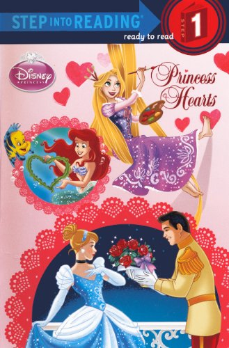 9780606269759: Princess Hearts (Turtleback School & Library Binding Edition) (Step Into Reading: A Step 1 Book)