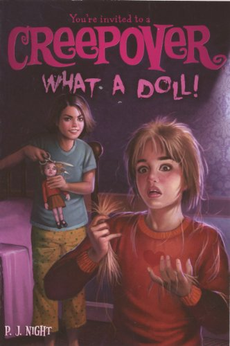 9780606270281: What A Doll! (Turtleback School & Library Binding Edition) (You're Invited to a Creepover)