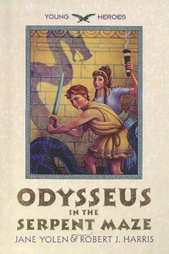 9780606270809: Odysseus in the Serpent Maze (Young Heroes)