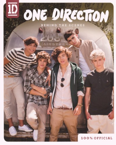9780606271219: One Direction: Behind The Scenes (Turtleback School & Library Binding Edition)