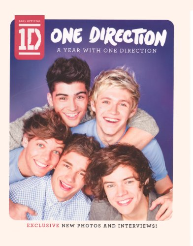 9780606271226: One Direction: A Year With One Direction (Turtleback School & Library Binding Edition)