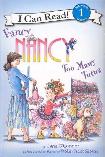 9780606271240: Too Many Tutus (Turtleback School & Library Binding Edition) (I Can Read!: Level 1)