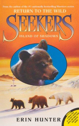 Island of Shadows: Hunter, Erin