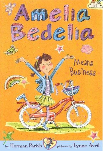 9780606271370: Amelia Bedelia Means Business
