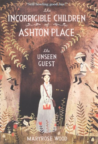 9780606271394: The Unseen Guest (Turtleback School & Library Binding Edition) (Incorrigible Children of Ashton Place (Pb))