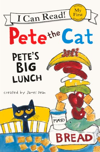 9780606271462: Pete's Big Lunch (Turtleback School & Library Binding Edition) (I Can Read!: Pete the Cat)
