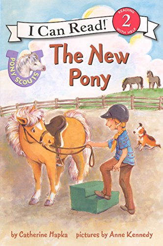 The New Pony (Turtleback School & Library Binding Edition) (Pony Scouts (Pb)) (0606271503) by Hapka, Catherine