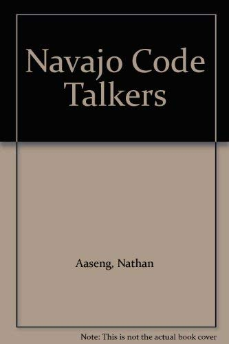 9780606272896: Navajo Code Talkers