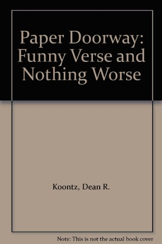 9780606273985: Paper Doorway: Funny Verse and Nothing Worse