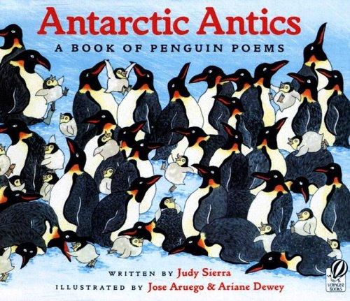 9780606274517: Antarctic Antics: A Book of Penguin Poems