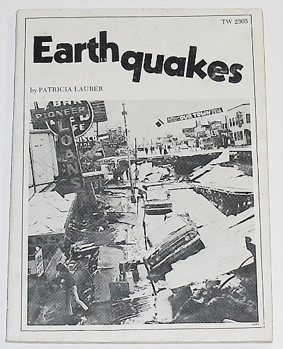 9780606274579: Earthquakes (Scholastic Science Readers)