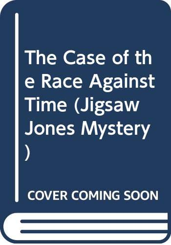 9780606274616: The Case of the Race Against Time (Jigsaw Jones Mystery)