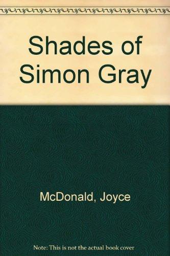 9780606275187: Shades of Simon Gray