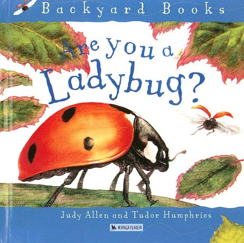 9780606276597: Are You a Ladybug? (Backyard Books)