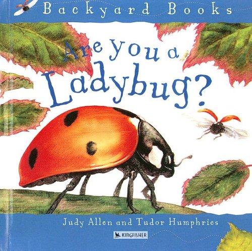9780606276597: Are You a Ladybug? (Backyard Books)