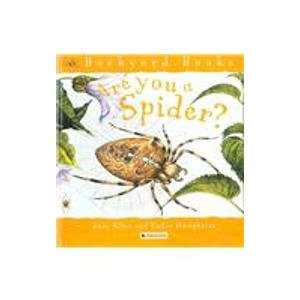 9780606276610: Are You a Spider (Backyard Books)