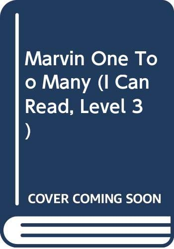 9780606277686: Marvin One Too Many (I Can Read, Level 3)