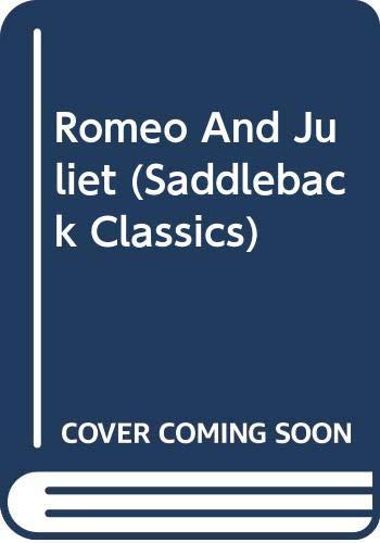 9780606282147: Romeo And Juliet (Saddleback Classics)